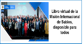 Libro virtual de la Misión Internacional de Sabios, disponible para todos