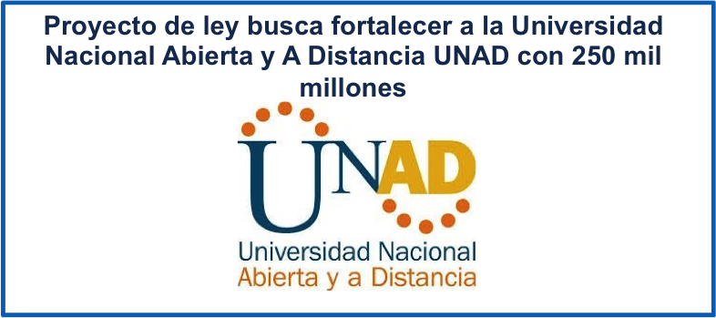 UNADproyectodeLey