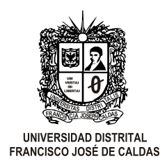 Universidad Distrital - Francisco José de Caldas